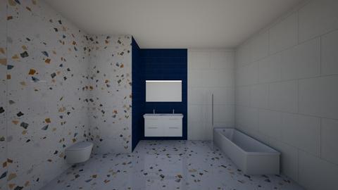 lazienka - Bathroom  - by Kaaaska
