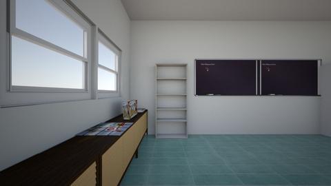 my school room c1 - Classic - Kids room  - by Danicareyes102