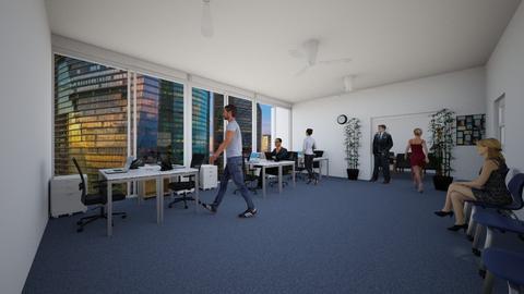 oficina - Office  - by ataulfa100
