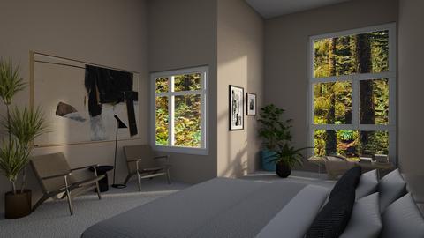 McGlynn Bedroom - by dwark