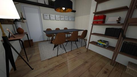 WZ dritter Entwurf 2 - Living room  - by Pris_Frauenzimmer