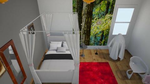 Nightmare Bedroom - by Jo Darrel