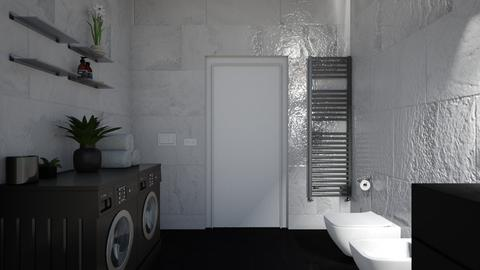 kos  - Modern - Bathroom  - by idvlnikiewicz