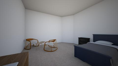 My future room - Bedroom  - by HersheyBBQ