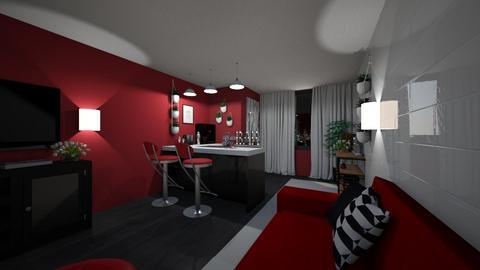 House Bar - by samantha1010