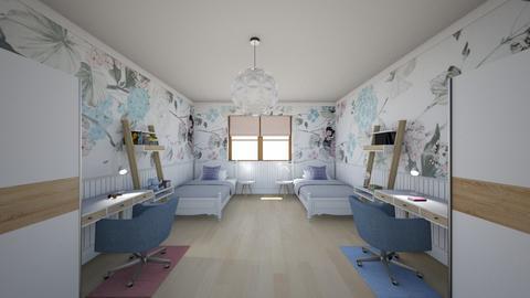 76543 - Kids room  - by AleksandraZaworska98