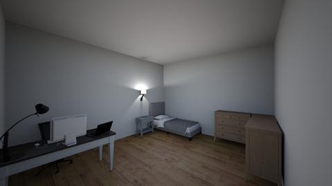 julio09999999999999999999 - Modern - Bedroom  - by julio09