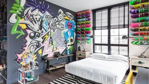 Cool Teen Room - by sona777