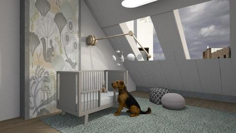 Getting Ready For Baby - Kids room  - by Cailyn V