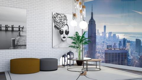 circles - Modern - Living room  - by martinini
