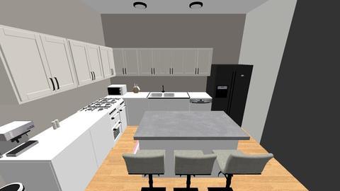 Kitchen  - Kitchen - by Emma_Rosenberg