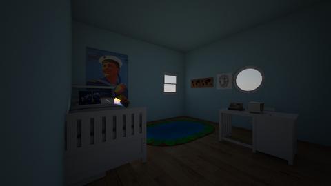 Kenny wastonsgotobirminha - Bedroom - by CheeseNugzs2018