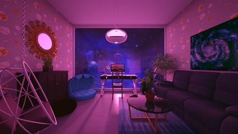 Galaxy Dreams Contest - Office  - by Chrispow0105