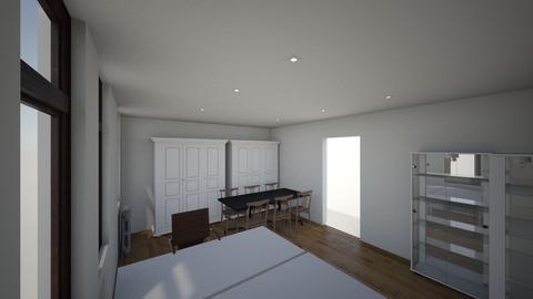bureau 3 - Office  - by IrisHerberghs