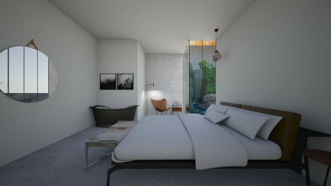 Arizona Bedroom - by bellm