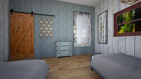jose antonio martin sanch - Bathroom  - by joanma