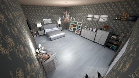 room - Bedroom  - by bortholf