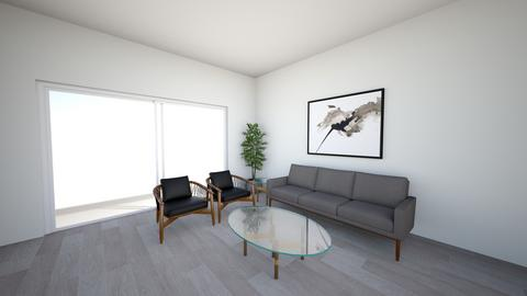 DWR Mecca  - Living room - by mikaelawilkins