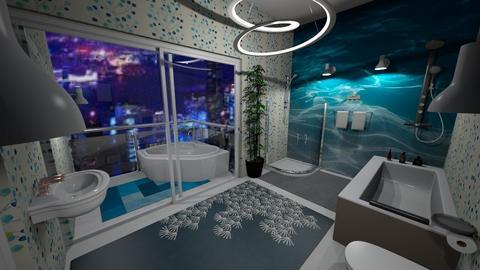 Water - Global - Bathroom - by Ayayako
