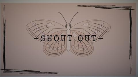 SHOUT OUT - by C O Z Z A B