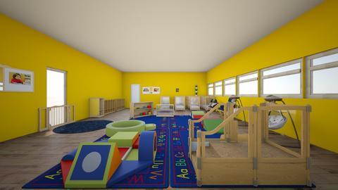 Infant Floor Plan - Kids room  - by ANHTYNWJCVLQQBHNMFKHTJNQMYTBKGQ