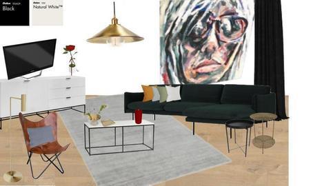 living room  - by mili lobo