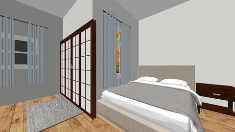 laynes room - Modern - Bedroom  - by layne kowal
