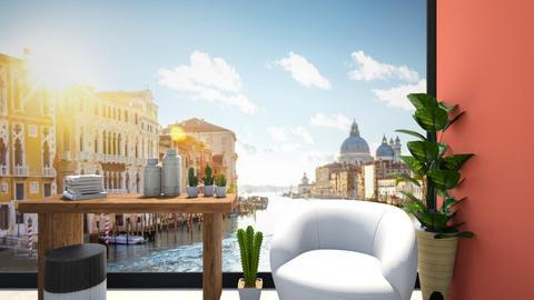 S I M P L E - Living room  - by Meghan White