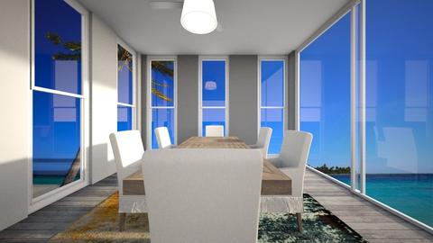 House For My Mom - Modern - Dining room - by CassieGraser
