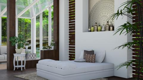 Home Conservatory - Modern - Bedroom  - by millerfam