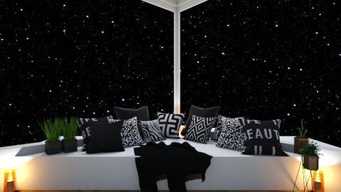 Starry Window Seat - by KittyKat28
