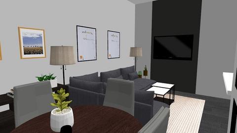 Agora LR - Living room  - by uonwubiko
