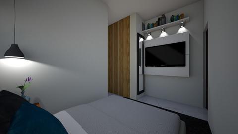 jude masters - Bedroom  - by jfx