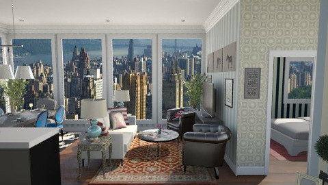 NYC Apartment - by skiiergirl315