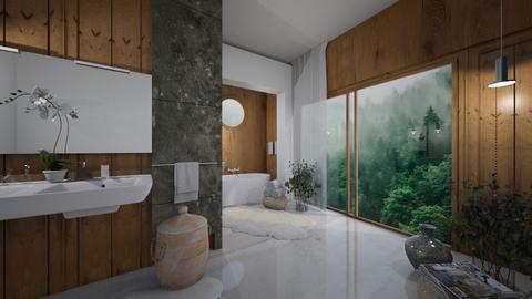 CBBbyG - Bathroom  - by AmbianceG
