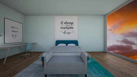 For  ZozoLuulu_10 - Bedroom  - by LilLil