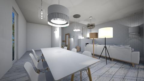 home - Living room  - by mo_de_in_studio