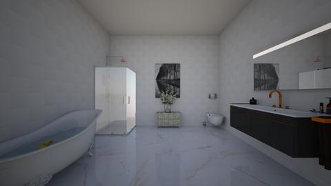 Nakaiyah  - Bathroom  - by prettygirlunicorn