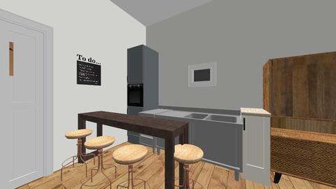 mieszkanie B - Glamour - Office  - by aquasportvip