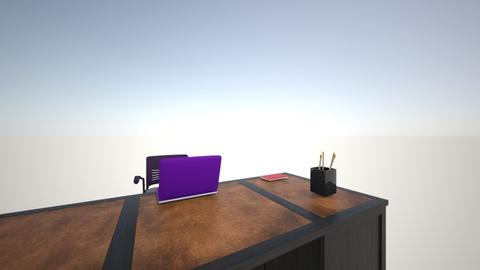 office - Modern - Office - by YASH1337