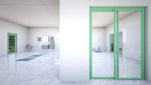 Traveled - Minimal - Bathroom  - by RODIIORSIMS3