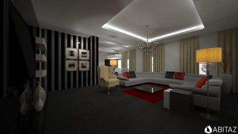 ostrich sitting room - Living room - by DMLights-user-1347648