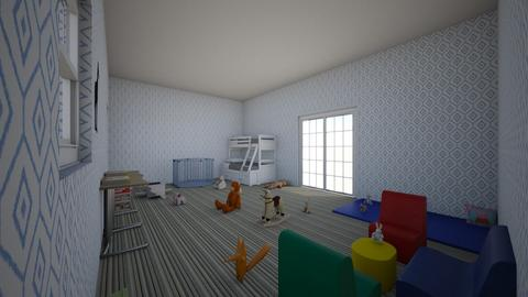 kids room - Kids room  - by Megatron_Creates