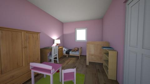 hn - Kids room - by kobusia