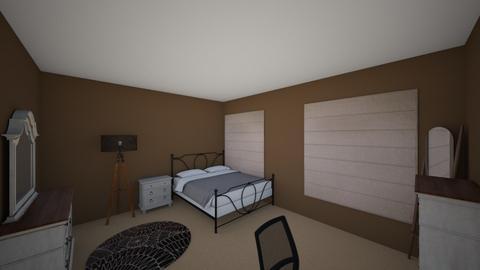 Project 1 - Bedroom  - by aleiharios