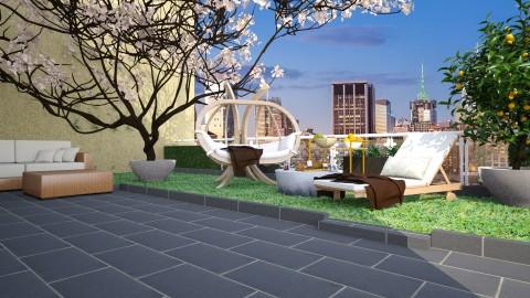 Roof - Modern - Garden  - by katarina_petakovi