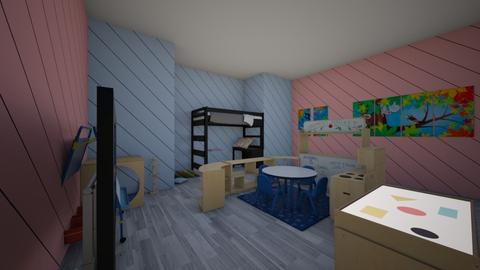 kids room - Kids room - by katenelson27