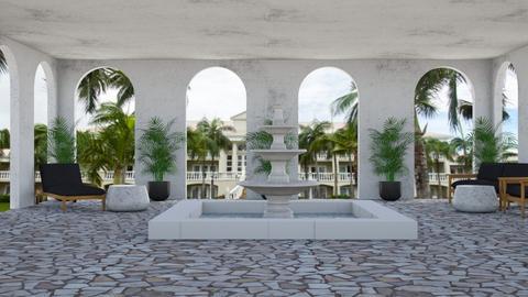 courtyard   - by BN12