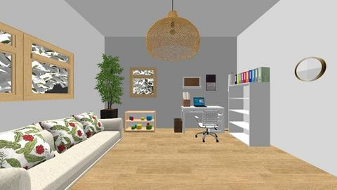 Ideal Office  - Modern - by Valery1920