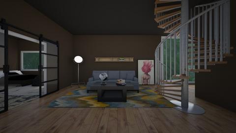 Storm - Living room  - by michaelneilldesigns